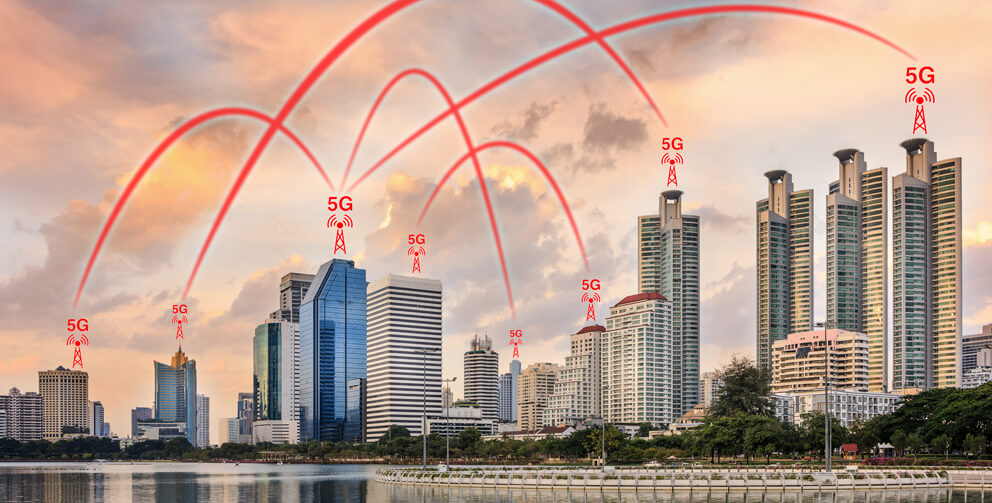 Tower Service Providers, Ready for the 5G Spectrum Repack